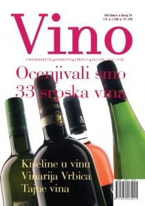Časopis VINO br. 31