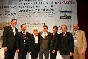 Best Sommelier In Europe 2008