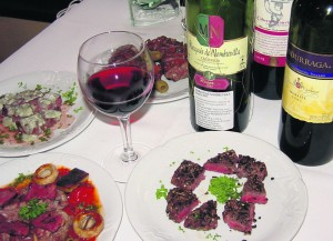 Vino i hrana