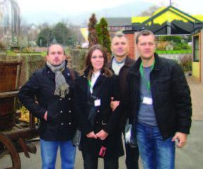 SERSA delegacija na takmičenju Najbolji sommelie 2010