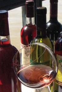 crveno vino čaša