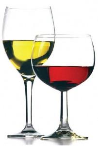 belo i crveno vino