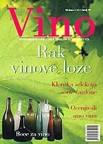 Časopis VINO br. 17