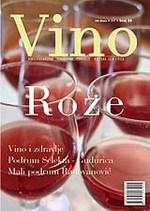 Časopis VINO br. 20