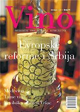 Časopis VINO br. 21