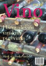 Časopis VINO br. 25