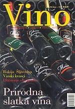 Časopis VINO br. 8