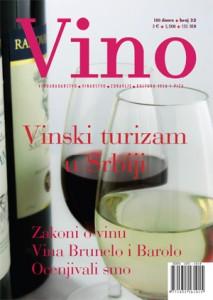 Časopis VINO br. 32