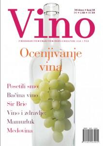 Časopis VINO br 34