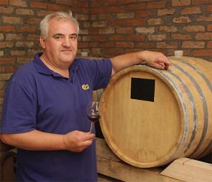 Bačina vino - Aleksandar Milutinović