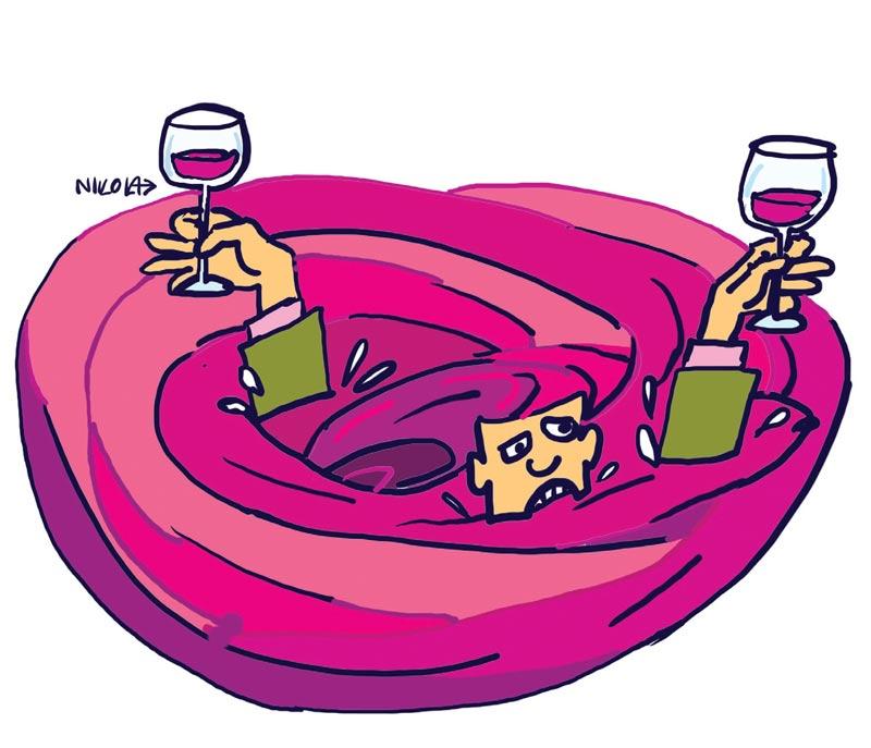 Izgubiti se u vinu - Nikola Kostandinovic